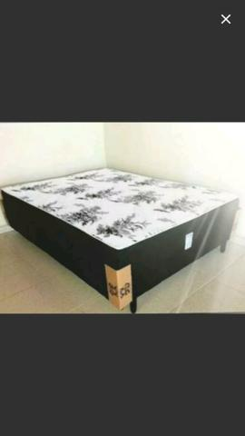 Cama Box de casal diretamente da fábrica - Foto 2