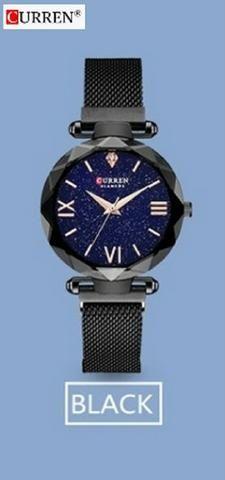 Relógio Luxo Curren Feminino - Foto 4