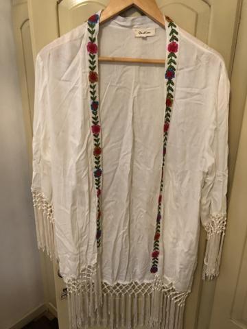 Kimono Daniel Cassin. Tamanho P. Novo