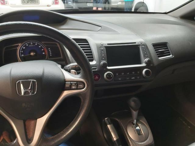 Honda Civic 1.8 lxl Automático 10/11 - Foto 5