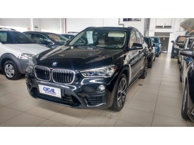 BMW  X1 2.0 16V TURBO ACTIVEFLEX 2018 - Foto 2