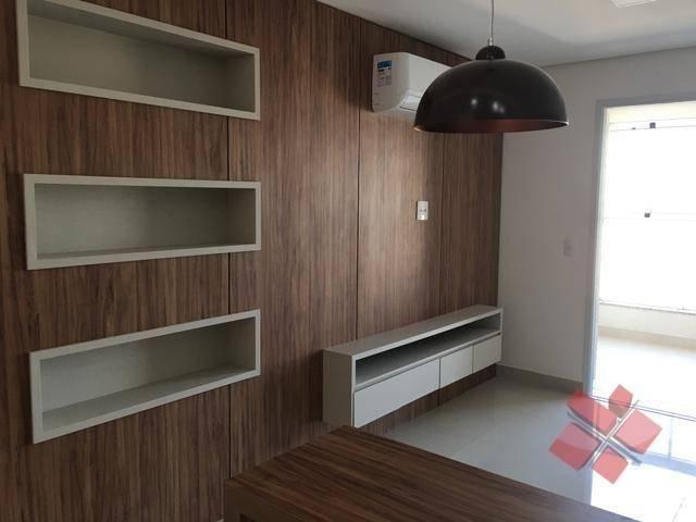 Apartamento com 1 Quarto para alugar no Setor Oeste em Goiânia/GO. - Foto 9