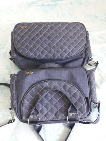 Vendo bolsa essas duas bolsas de maternidade - Foto 2