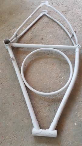 Quadro de bicicleta - Foto 4