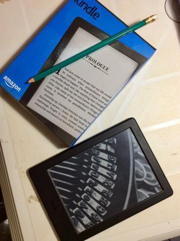Kindle Amazon 8ª geração - Foto 2