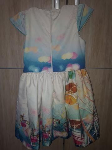 Vestido Social infantil - Foto 2