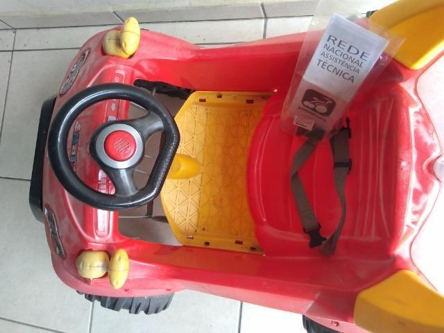 Carrinho passeio Smart com pedal/base - Bandeirantes - Foto 6