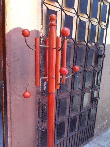 Cabine para roupa rustico