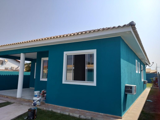 Casa de 3 quartos sendo 1 suíte com piscina no Jardim Atlântico em Maricá - RJ - Foto 6