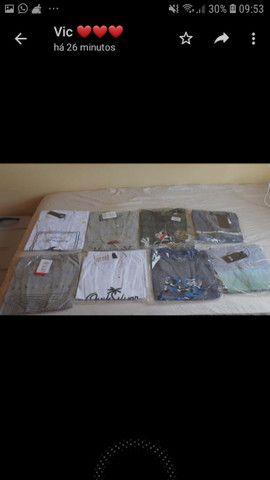 Camisas peruanas nas seguintes marcas - Foto 4