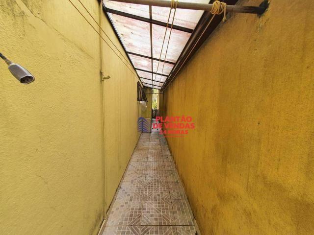 Apartamento térreo com área privativa, piscina e churrasqueira 3 quartos - Foto 16