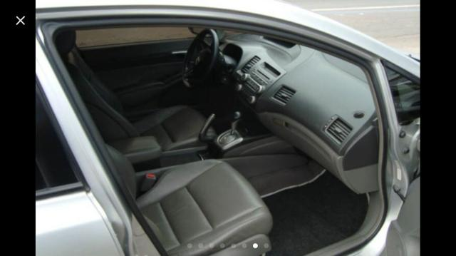 New Civic LXS 2008 Automático - Foto 4