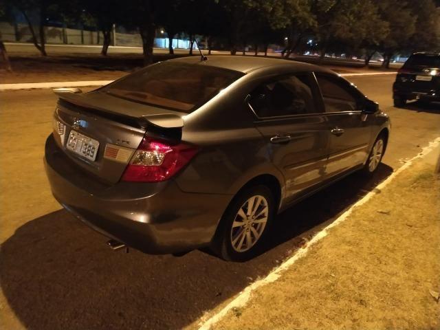 Honda Civic 2012/2012 2º dono (muito conservado) - Foto 10