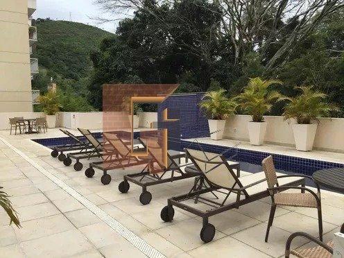 Apartamento à venda com 2 dormitórios em Itaipava, Petrópolis cod:1283 - Foto 8