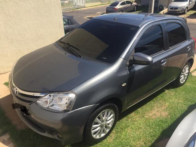 Etios Hatch XLS 1.5