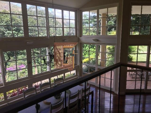 Casa de condomínio à venda com 4 dormitórios em Nogueira, Petrópolis cod:1279 - Foto 5