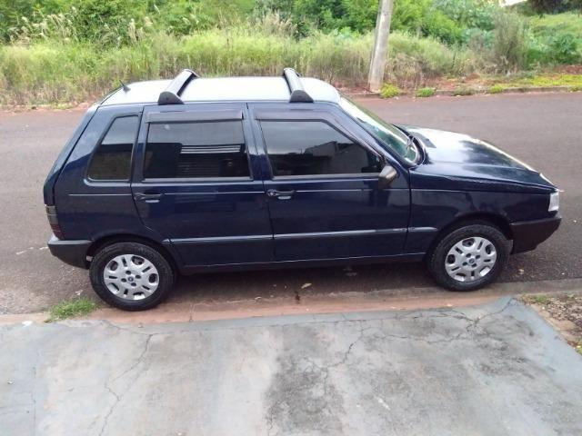 Fiat Uno Smat 4 Portas 2001  * - Foto 2