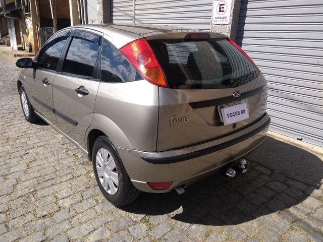 Ford Focus 08 1.6 8v GL consigo financiamento - Foto 9