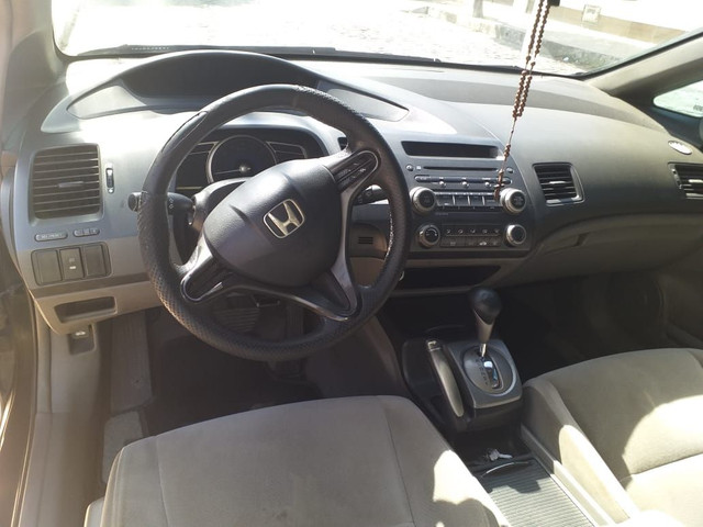 Honda Civic 2007 LXS carro extra !!!!!!!!!!!!!!!!!!!!!! - Foto 4