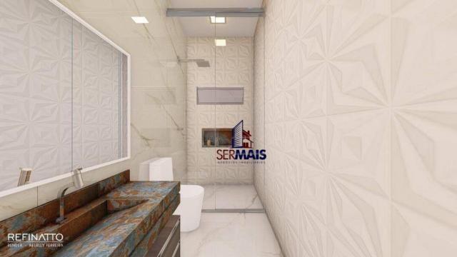 Casa com 3 dormitórios à venda, 181 m² por R$ 740.000,00 - Nova Brasília - Ji-Paraná/RO - Foto 11
