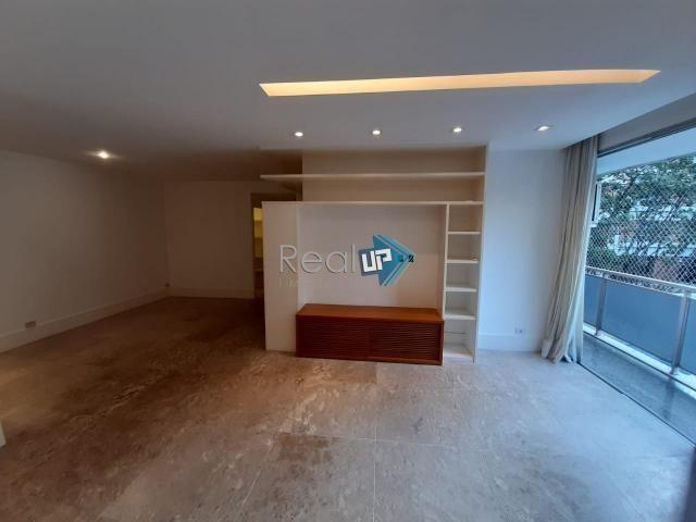 Apartamento à venda com 4 dormitórios em Gávea, Rio de janeiro cod:23239 - Foto 4
