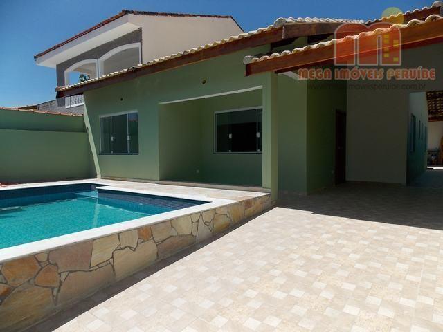 Casa com 3 dormitórios para alugar, 130 m² por R$ 2.300,00/mês - Jardim Casablanca - Peruí - Foto 5