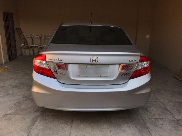 Honda Civic 2.0 LXR 13/14 - Ótima oportunidade - Excelente estado de conservação - Foto 5