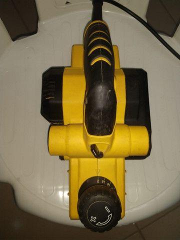 Plaina elétrica Stanley * R$: (450,00) - Foto 3