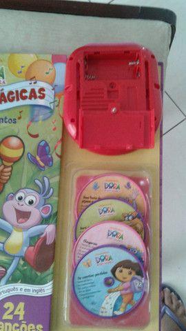 Brinquedo Dora a pilha novissimo vd/tr - Foto 4