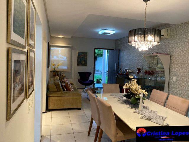 PA - Casa em Condomínio / 283 m² / 3 Suítes / Varanda Climatizada com Churrasqueira - Foto 4