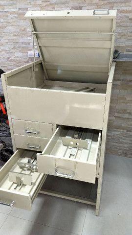 Arquivo de aço hiper resistente - Foto 4