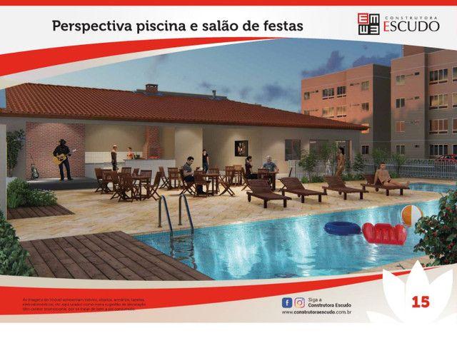 63+ apartamentos na estrada da maioba::: - Foto 2
