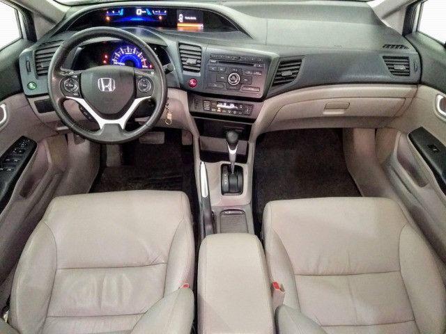 Ágio - Honda Civic 2.0 LXR 2016 Muito Novo!! 18.000+ Parcelas de 880 - Foto 7