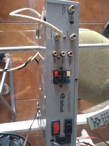 Aparelho para antena parabólica telsat - Foto 2