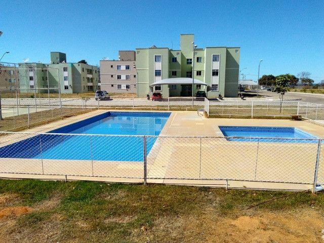Apartamento no Residencial Cidade Nova em Curvelo/MG