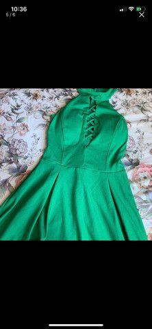 Vestidos semi novo - Foto 4