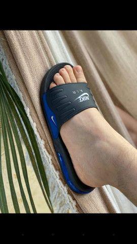 Chinelos Conforts da Nike, com amortecedores 60.00rs 2 por 110.00rs - Foto 4