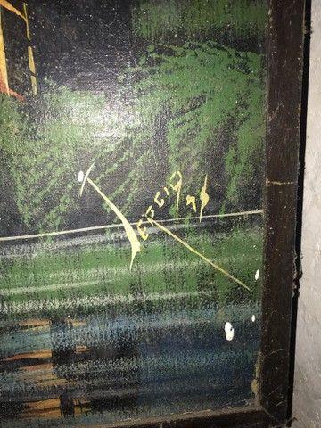 Armário e um quadro  q pertenceu a zanini caldas  - Foto 6