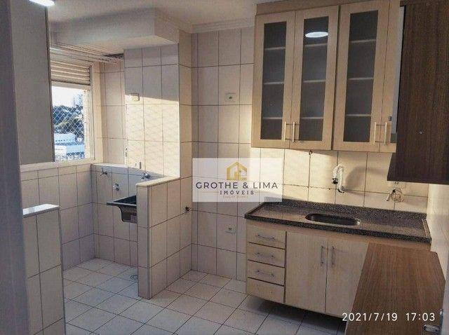 Excelente apartamento 82m², 3 dormitórios à venda no Jardim Satélite - São José dos Campos - Foto 4