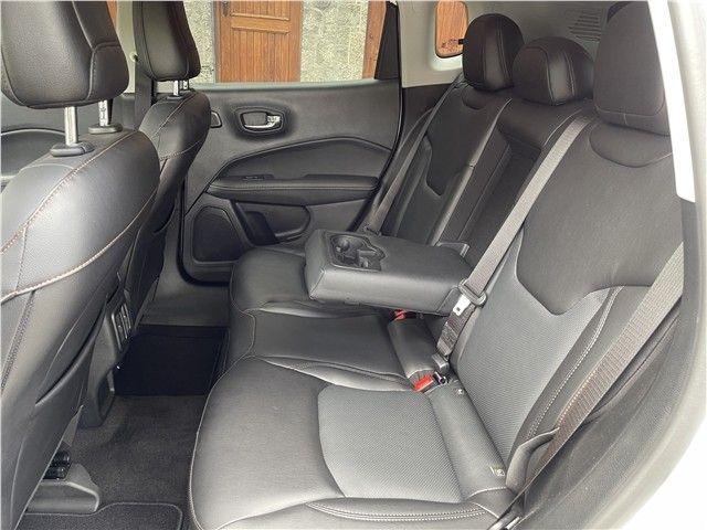 Jeep Compass 2021 2.0 16v flex longitude automático - Foto 15
