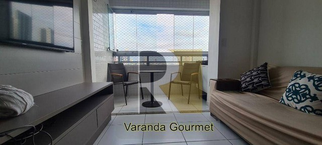 Apartamento com 3 dormitórios à venda, 100 m² - Pedro Gondim - João Pessoa/PB - Foto 5
