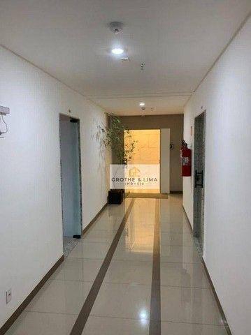 Linda sala comercial 44m², 2 banheiros no centro de São José dos Campos - SP - Foto 9