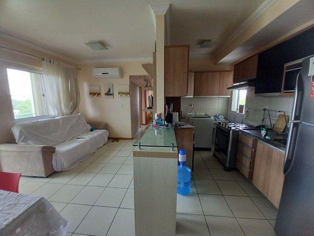 Apto 3 quartos, Aleixo, Alto, Semi Mobiliado  - Foto 2