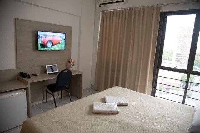 Kitnet / flat / hotel mobiliado - Foto 3