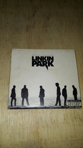 Cds Linkin Park R$ 20 CADA