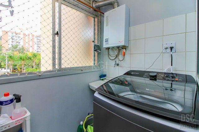 Apartamento à venda com 3 dormitórios em Jardim carvalho, Porto alegre cod:EV4667 - Foto 12