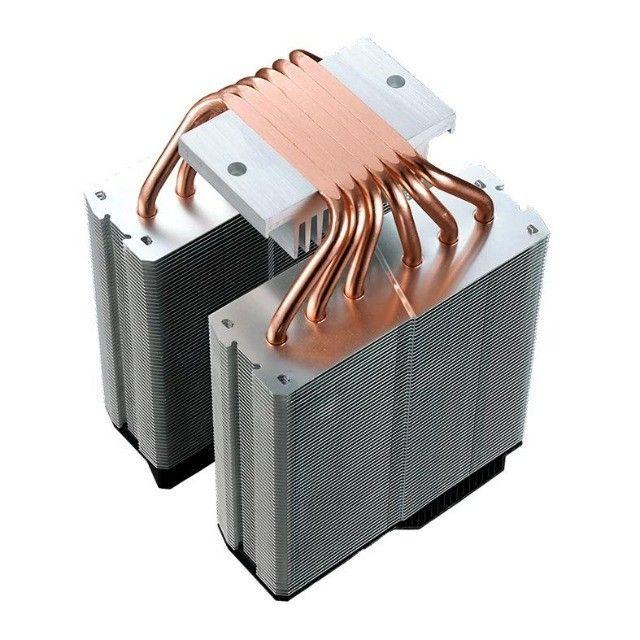 Air Cooler Para Processador  Intel / Amd Master Air Ma621p - Loja Natan Abreu - Foto 4