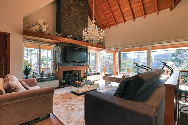 Casa com 5 dormitórios à venda, 400 m² por R$ 4.700.000,00 - Aspen Mountain - Gramado/RS - Foto 17