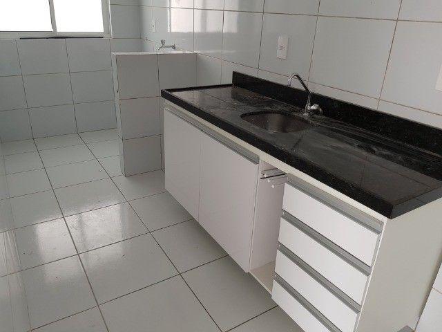 Apartamento Bancários 02 Qtos Elevador e Piscina Novo Frente Sul (BA21) - Foto 10