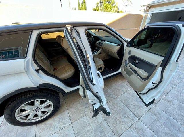Range Rover Evoque Pure 2013 Interna Caramelo - Foto 7